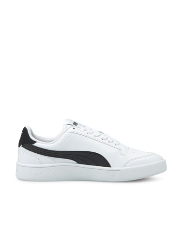 Puma Ayakkabı Shuffle Jr 37568802 Beyaz